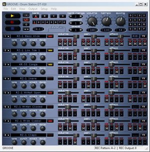 freeware drum machine