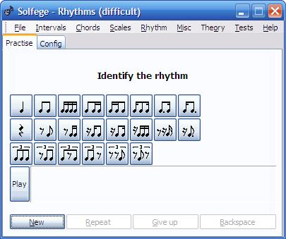 Solfege Software