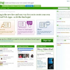 Revisiting Ning, The Free Community Social Network For Anything