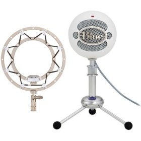 blue snowball microphone usb mics great for some audio applications what about latency. Black Bedroom Furniture Sets. Home Design Ideas