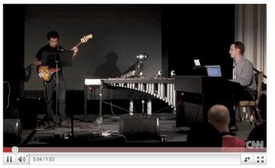 Amazing YouTube Video Series #13 Robot Plays Marimba Jazz