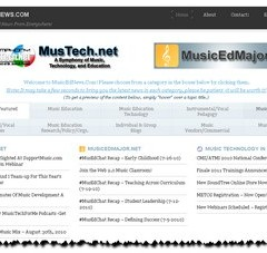 MusicEdNews.Com Repaired- Monday Morning Music Mix Delayed