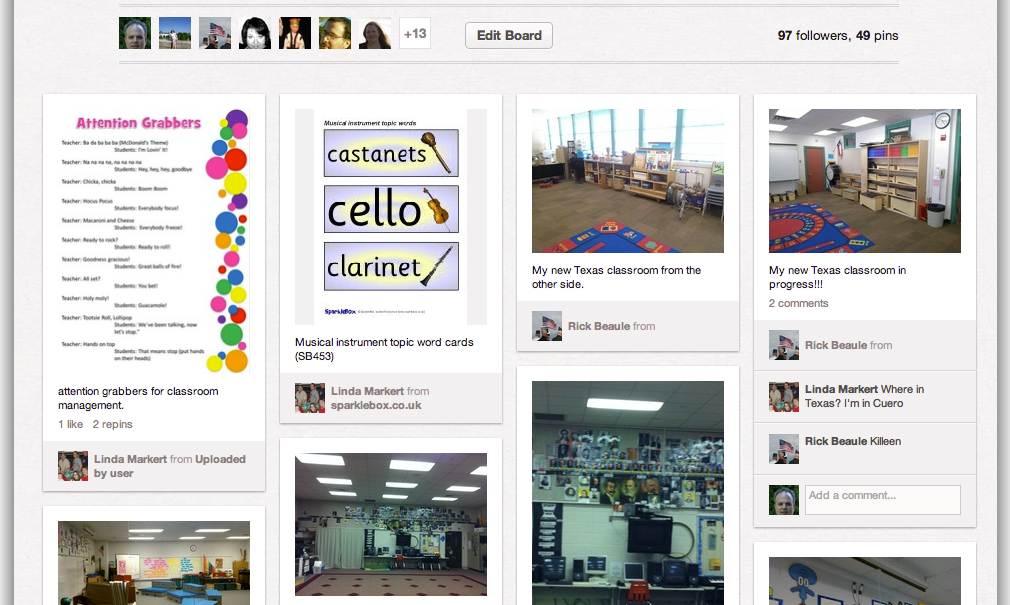 The Elementary Music Classroom Ideas Pinterest Group